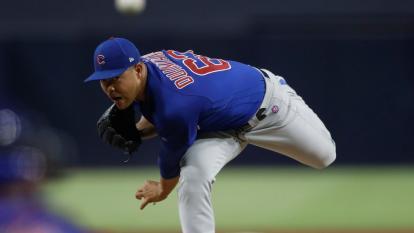Cubs enviaron a la lista de lesionados a José Quintana