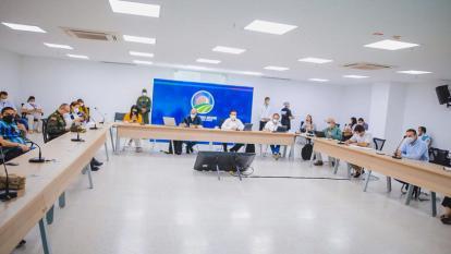 Supersalud vigila EPS del Cesar para garantizar atención durante la pandemia
