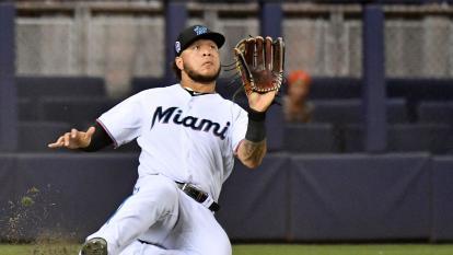Harold Ramírez espera brillar como en el 2019 con los Marlins.