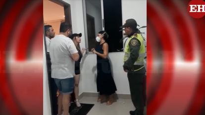 En video   Momentos previos a la agresión contra pediatra en Barranquilla