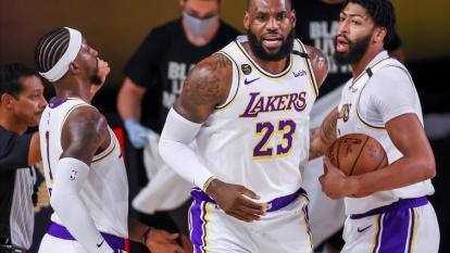 Lakers, con Lebron, vuelven a las finales del Oeste 10 años después
