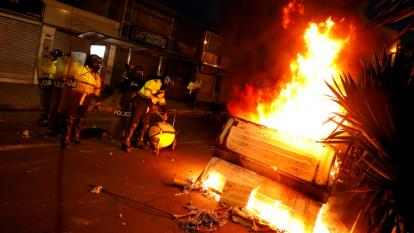 Comisión accidental del Senado pide evaluar protocolos policivos