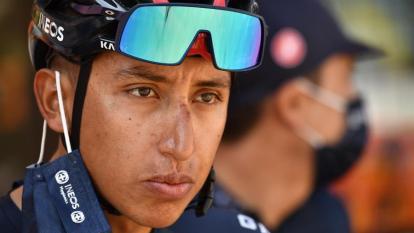 Egan Bernal deja el Tour de Francia
