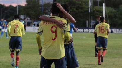 Dos jugadores del Barranquilla FC, convocados a la Selección Colombia Sub-17