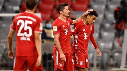 Bayern no baja el acelerador; arrancó la Bundesliga goleando 8-0 al Schalke