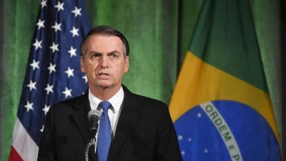 """EEUU y Brasil están trabajando para """"restaurar democracia en Venezuela"""""""