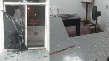 Atacan con explosivos estaciones de Policía en Curumaní y Pailitas, Cesar