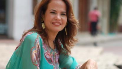 Judith Pinedo, ex alcaldesa de Cartagena.