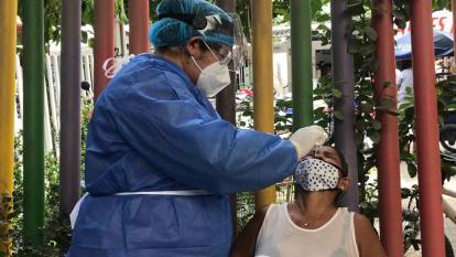Alcaldía de Santa Marta garantiza seguridad sanitaria a turistas en playas