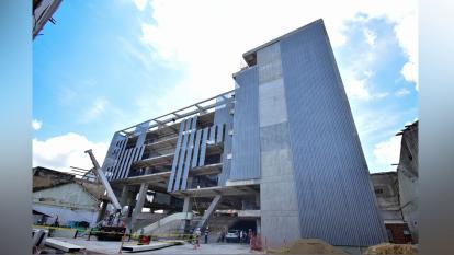 Para el proyecto se hizo una inversión de $27.000 millones en un área de 11.146 metros cuadrados.