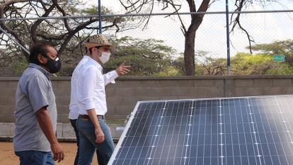 La Guajira con gran potencial para generar energías alternativas