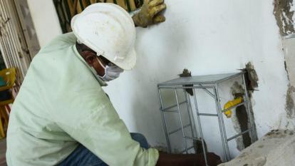 Iniciaron obras de gas natural domiciliario a 6.184 familias del Atlántico