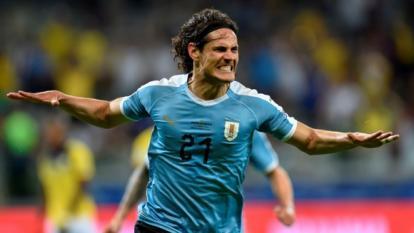 Cavani no estará con la Selección de Uruguay para el inicio de eliminatorias.