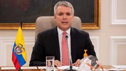 Duque plantea un trimestre definitivo para Colombia en materia económica