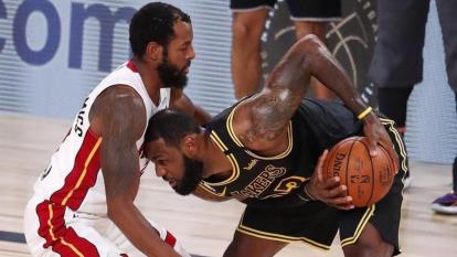 """Lakers, con ventaja de 2-0, admiten que están """"cerca"""" del título de NBA"""