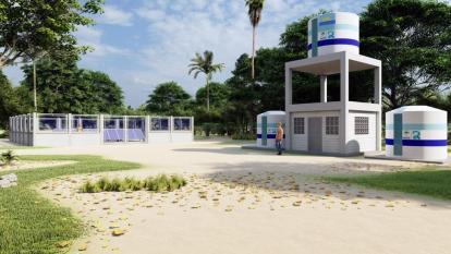 En Riohacha construirán proyectos de agua potable para el área rural