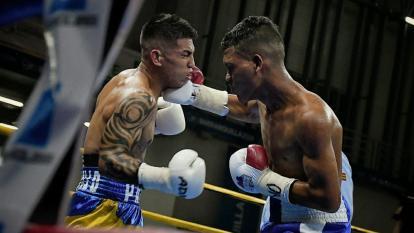 Regresa el boxeo en el Atlántico con cartelera en Galapa