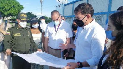 Barranquilla tendrá otros 680 cupos carcelarios: Minjusticia