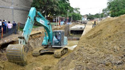 En video | En Barranquilla se han canalizado 67,8 kms lineales de arroyos