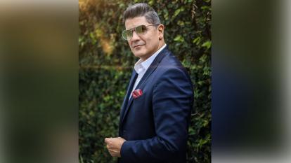 Eddy Herrera y sus 35 años de sabrosura merenguera