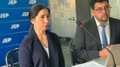 JEP ordena a alias Sonia decir verdad sobre narcotráfico para seguir libre