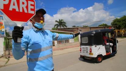 Tránsito del Atlántico firma convenios con 12 municipios