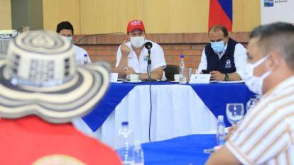 Grupo armado amenaza a los indígenas Zenú de Sucre y Córdoba