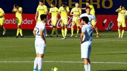 Villarreal, con Bacca desde el minuto 81, venció 2-1 al Valencia