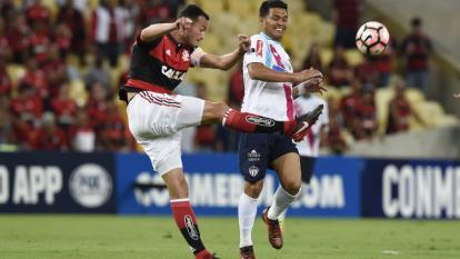 El 'Fla' ganó 2-1 en el último duelo en el Maracaná.