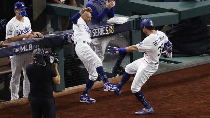 En video   Los Dodgers dan el primer paso triunfal en la Serie Mundial