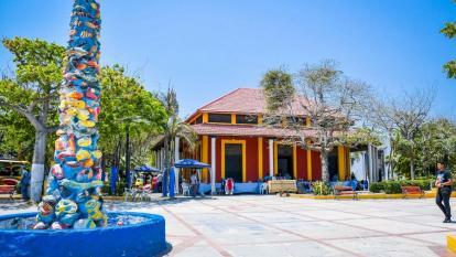Plaza de Puerto Colombia