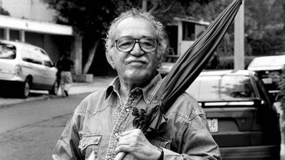 Gabriel García Márquez (6 de marzo de 1927 - 17 de abril de 2014).