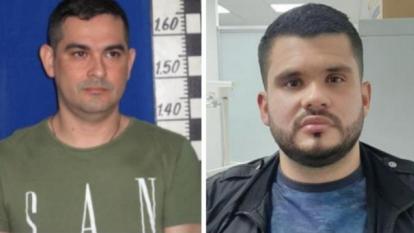 Capturan en Bogotá a dos hombres pedidos en extradición por Puerto Rico