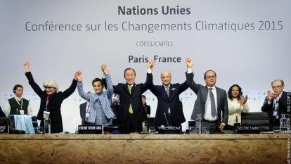 EE.UU. se retira oficialmente del Acuerdo de París sobre el clima