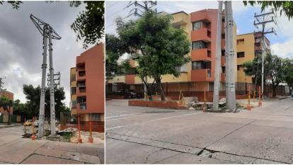 Reportan obra inconclusa en el barrio Andalucía