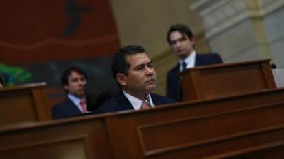 Cuarentena en la Cámara por positivo de expresidente Chacón