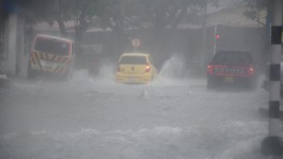 ¿Por qué está lloviendo tanto en la Región Caribe?