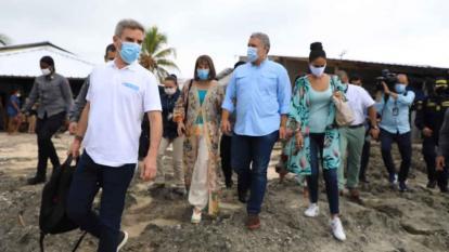 En San Andrés se invertirán $139 mil millones, afirmó Duque