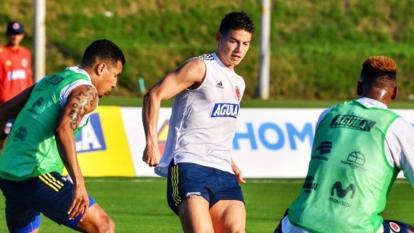 La jefatura de prensa de la Selección Colombia anunció que solo el técnico Carlos Queiroz hablará del tema.