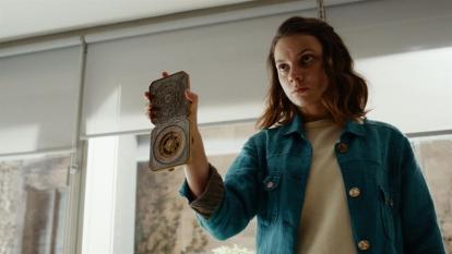 """""""Quiero ser actriz el resto de mi vida"""": Dafne Keen de 'His Dark Materials'"""