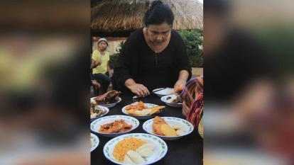 Tivi López, defensora de los sabores, símbolos y tradiciones de La Guajira