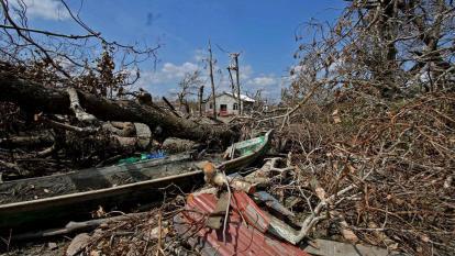 Al menos 38 muertos deja huracán Iota en su devastador paso por el mar Caribe