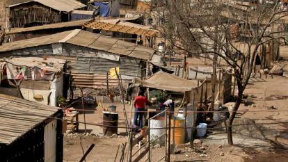 ONU prevé que la población en extrema pobreza suba por primera vez en 22 años