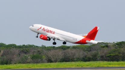 Vuelo de Avianca Barranquilla - Miami regresa el 3 de diciembre