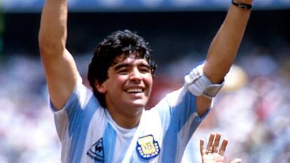 A lo Maradona: las mejores frases del '10'