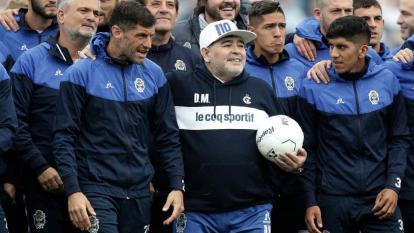 El equipo se encuentra sumergido en dolor y tristeza, no se esperaban la partida de su técnico.