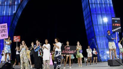 Lanzan colección 'Ventana de la moda' para crear conciencia sostenible