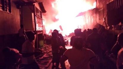 Gobierno se traslada hasta Riosucio para atender emergencia por incendio