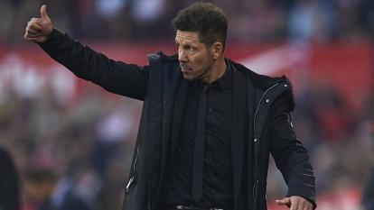 Simeone no descarta la posibilidad de que Suárez juegue en los próximos encuentros.