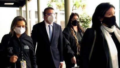 Tras captura, Corte decidirá si llama o no a juicio a Pulgar